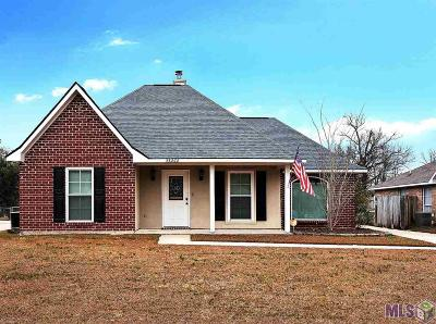 Gonzales Single Family Home For Sale: 38262 Kara Ct