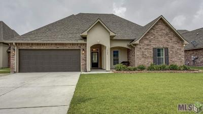 Gonzales Single Family Home For Sale: 14493 Garnet Dr