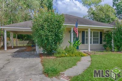 Gonzales Single Family Home For Sale: 1436 E Silverleaf