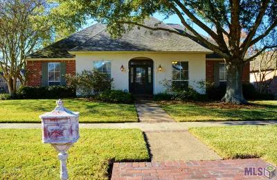 Baton Rouge Single Family Home For Sale: 1011 Sundance Dr