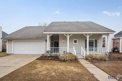 Baton Rouge Single Family Home For Sale: 13397 Greenview Ave
