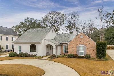 Baton Rouge Single Family Home For Sale: 6131 Krista Ln