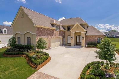 Baton Rouge Single Family Home For Sale: 8969 Carriagewood Estates Dr