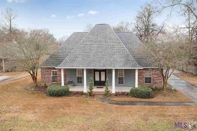 Prairieville Single Family Home For Sale: 14237 Oregon Trail