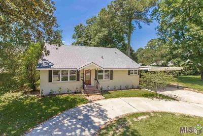 Baton Rouge Single Family Home For Sale: 3118 Broussard St