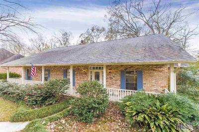 Baton Rouge Single Family Home For Sale: 1128 Marc Antony Dr