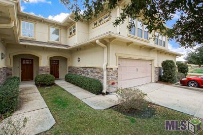 Baton Rouge Condo/Townhouse For Sale: 1111 Stonelake Village Ave #705