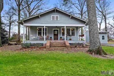 Prairieville Single Family Home For Sale: 18503 Little Prairie Rd