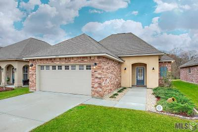 Prairieville Single Family Home For Sale: 16519 Walk Around Ave