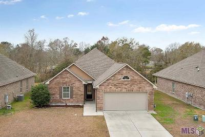 Prairieville Single Family Home For Sale: 16385 Timberstone Dr
