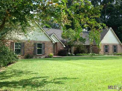 Baton Rouge Single Family Home For Sale: 5623 Summer Lake Dr