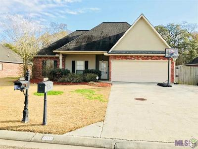 Gonzales Single Family Home For Sale: 43115 Sycamore Bend Ave