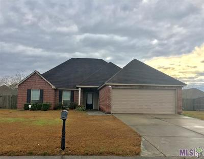 Prairieville Single Family Home For Sale: 42379 Pebblestone Ave