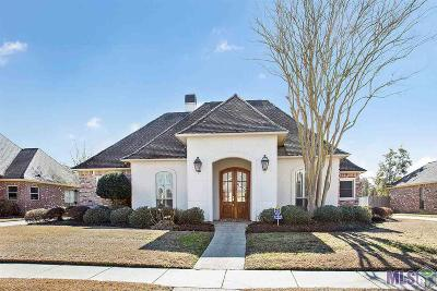 Baton Rouge Single Family Home For Sale: 17406 Sweet Olive Ave