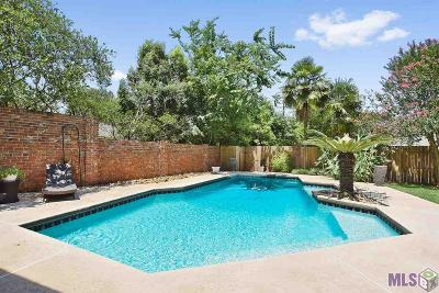 Baton Rouge Single Family Home For Sale: 2225 Palm Hills Blvd