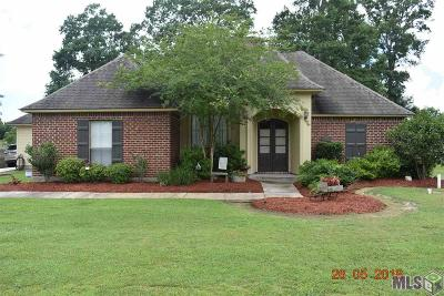 Gonzales Single Family Home For Sale: 12005 Kern Pl