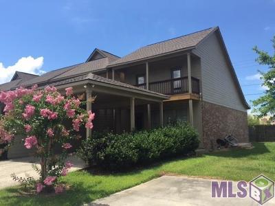 Baton Rouge Condo/Townhouse For Sale: 10136 Bonnet Cove Ave