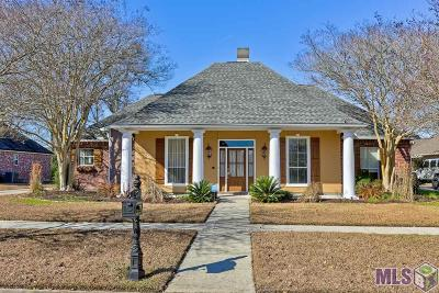 Baton Rouge Single Family Home For Sale: 3254 White Shadows Dr