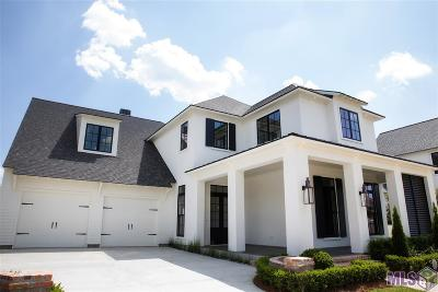 Baton Rouge Single Family Home For Sale: 7637 Settlers Cir