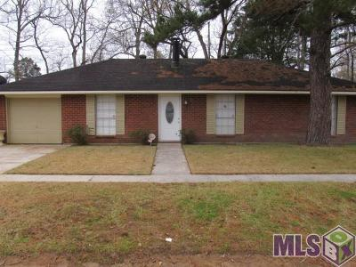 Baton Rouge Single Family Home For Sale: 16815 London