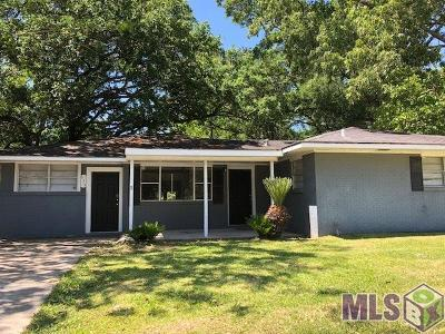 Baton Rouge Single Family Home For Sale: 635 Staring Ln