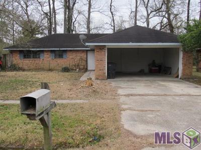 Baton Rouge Single Family Home For Sale: 16514 London Ave