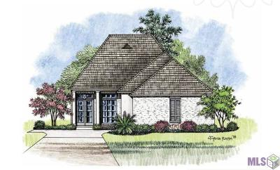 Gonzales Single Family Home For Sale: 18 Talonwood Dr