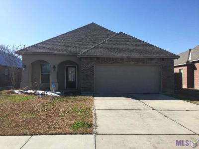 Prairieville Single Family Home For Sale: 16351 Timberstone Dr