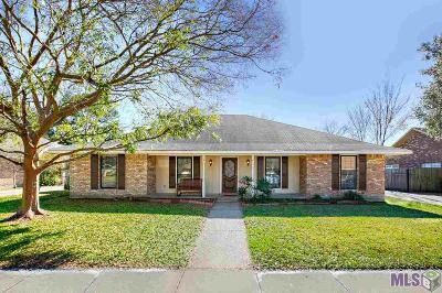 Baton Rouge Single Family Home For Sale: 12222 Astolat Ave