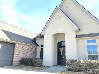 Baton Rouge Single Family Home For Sale: 16206 Magnolia Trace Pkwy