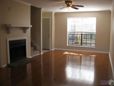 Baton Rouge LA Condo/Townhouse For Sale: $114,900