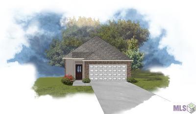 Baton Rouge Single Family Home For Sale: 821 Sehdeva Memorial Dr