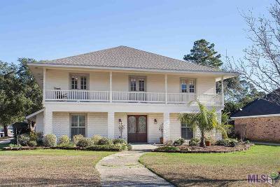 Baton Rouge LA Single Family Home For Sale: $399,900