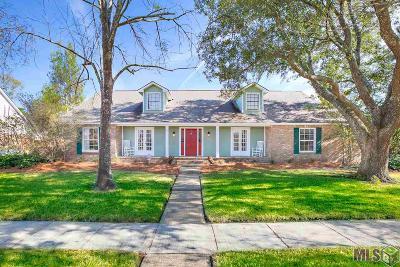 Baton Rouge LA Single Family Home For Sale: $350,000