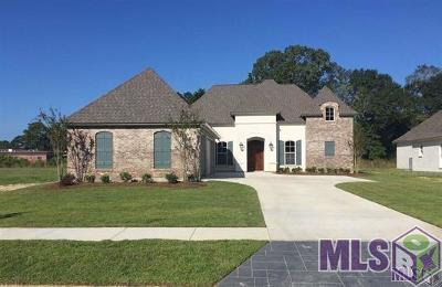 Denham Springs Single Family Home For Sale: 1145 Southern Living Ln