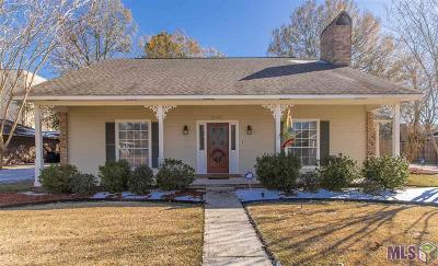 Baton Rouge Single Family Home For Sale: 2003 Timberwood Dr