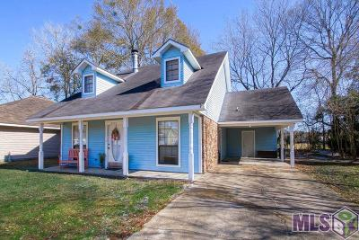 Gonzales Single Family Home For Sale: 2504 N Amelia Ave