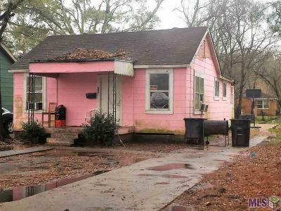Baton Rouge Single Family Home For Sale: 5144 Shelley St