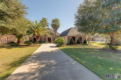 Gonzales Single Family Home For Sale: 40456 Pelican Point Pkwy