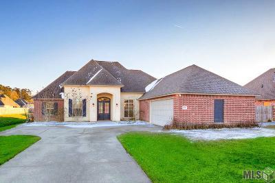 Denham Springs Single Family Home For Sale: 10590 Creek Hollow Ct