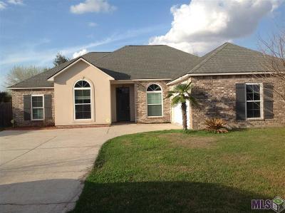 Prairieville Single Family Home For Sale: 39402 Bayridge Dr