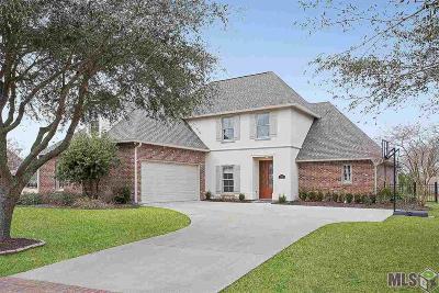 Gonzales Single Family Home For Sale: 6173 Beau Douglas Ave