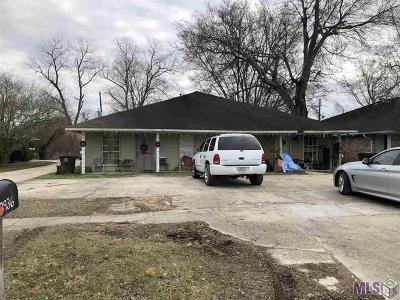 Baton Rouge Multi Family Home For Sale: 8934-8936 Gsri Ave