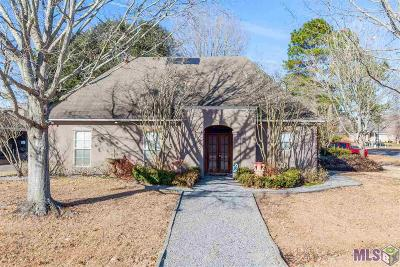 Baton Rouge Single Family Home For Sale: 18520 W Lake Terrace Dr