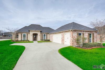 Gonzales Single Family Home For Sale: 14327 Autumn Place Dr