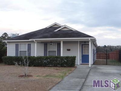 Denham Springs Single Family Home For Sale: 23490 Country Manor Ave