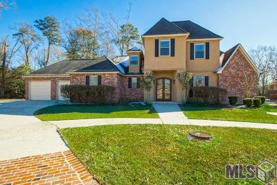 Denham Springs Single Family Home For Sale: 8472 Le Marie Ct