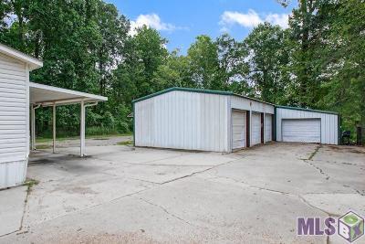 Prairieville Single Family Home For Sale: 17466 John Broussard Rd