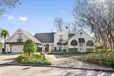 Baton Rouge Single Family Home For Sale: 17321 Masters Pointe Ct