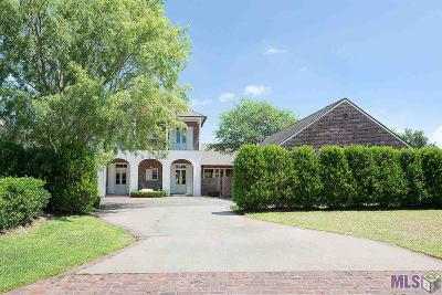 Dutchtown, Gonzales, Prairieville, Baton Rouge, Zachary, Denham Springs, Watson Single Family Home Contingent: 18910 W Pinnacle Cir